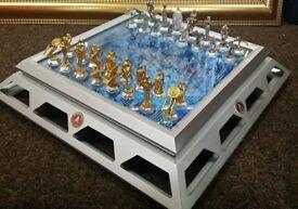 Official Star Trek - Chess Set - 25th ANNIVERSARY