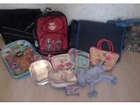 Kids bags, £1 each or all 12 for £10. I have clothes and other items for sale. Thanks