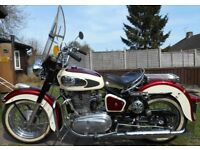 ROYAL ENFIELD INDIAN CHIEF 1960