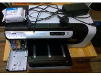 HP Officejet Pro 8000 Inkjet Wireless Printer