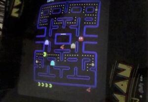 Pac Man Cocktail Arcade Video Game