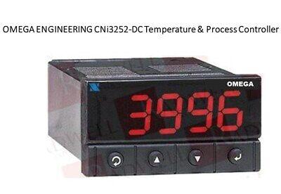 Omega Cni32 Temperature Process Controller Iseries Cni3252-dc