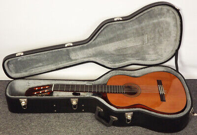 VNice Spanish Aria Solid Top Concert Classical AC25 w/ Case