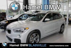 BMW X1 xDrive28i véhicule d'activités sportives