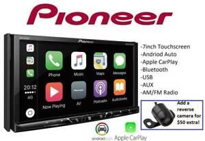 PIONEER 7 inch Touchscreen ANDRIOD AUTO APPLE CARPLAY BLUETOOTH