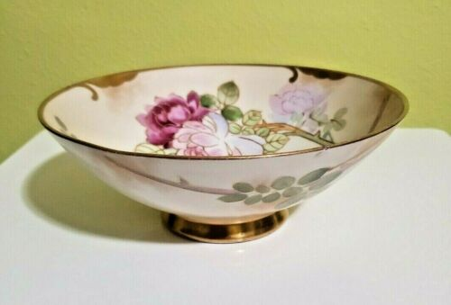 """Fabulous Pickard  Hand Painted Bowl 7.75"""""""