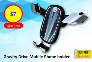 Gravity Drive Mobile Phone Holder for iPhone & Android Slacks Creek Logan Area Preview