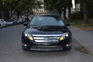 Ford focus black 2010 only 96 000km !!