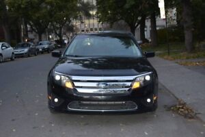 Ford Fusion Black 2010 only 94 000km