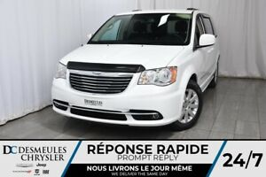 2016 Chrysler Town & Country Touring *CAM REC* 2 ECRANS DIVERT*