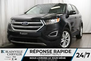 2015 Ford Edge SEL + FWD + 2L ECOBOOST + CAMÉRA RECUL
