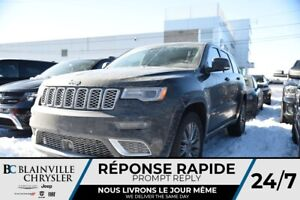 2018 Jeep Grand Cherokee Summit+AWD+V8 5.7L+SUSPENSION AIR+NAV+