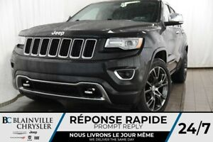 2015 Jeep Grand Cherokee 109$/SEM, + OVERLAND + V6 3.6L + MAGS +