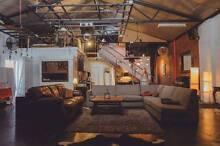 AMAZING WAREHOUSE ABBOTSFORD -  LOFT ROOM (single person) Abbotsford Yarra Area Preview