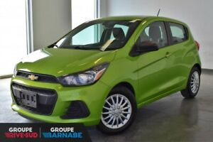 Chevrolet Spark LS + ECRAN APPLE CARPLAY+GARANTIE PROLONGÉE