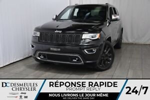 2018 Jeep Grand Cherokee Overland * Toit Ouvr Pano * Cam Rec * G