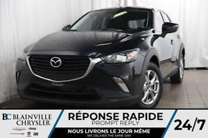 2017 Mazda CX-3 Touring+AWD+CAM RECUL+MAGS+SIÈGES CHAUFFANTS