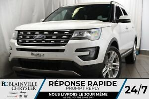 2016 Ford Explorer Limited+AWD+MAGS+AUDIO SONY+TOIT+CUIR+CAM REC