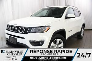 2018 Jeep Compass Latitude+AWD+JAMAIS ACCIDENTÉ+INSPECTÉ+