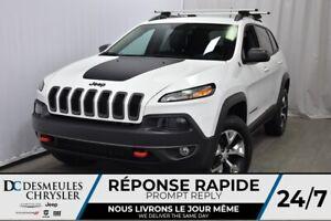 2018 Jeep Cherokee NAV * Sièges & Volant Chauff. * Cam. Recul