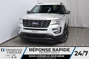 2017 Ford Explorer XLT * Toit Ouvr. Pano. * Cam. Rec. * Bancs Ch