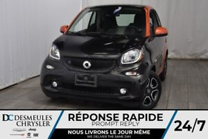 2018 Smart Fortwo electric drive PASSION * Toit Ouvr Pano * Cam