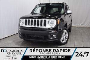 2018 Jeep Renegade Limited * Toit Ouvr Freedom Top * Cam Rec * G