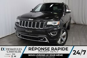 2016 Jeep Grand Cherokee Overland * Toit Ouvr. Pano. * NAV * Cam