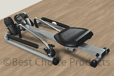 Buy best rowers - Rowing Machine Rower Folding Fitness Exercise Work Out Machine Home Gym