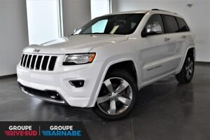 Jeep Grand Cherokee OVERLAND TOIT-PANO+CUIR+GPS+20POUCES+++