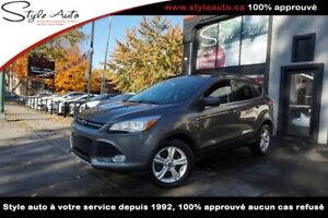 2013 Ford Escape 4 portes SE, Traction intégrale CAMÉRA BLUETOOT