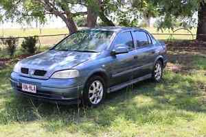 2001 holden astra Toogoolawah Somerset Area Preview