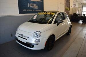 2012 Fiat 500 Voiture à hayon 2 portes Lounge