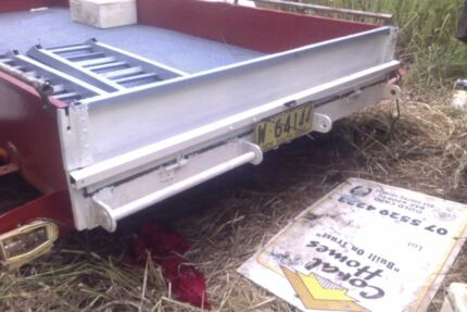 Car trailer can be used as box trailer. Nimbin Lismore Area Preview