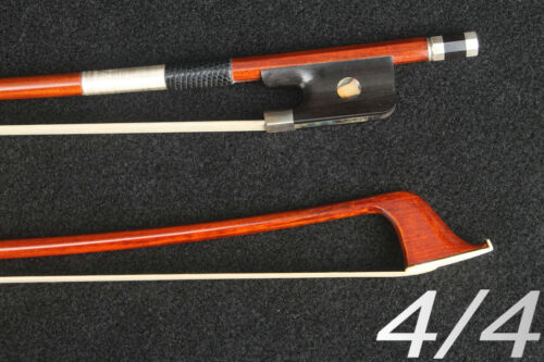 Pernambuco Double Bass Bow French 4/4 730MM  138-142g