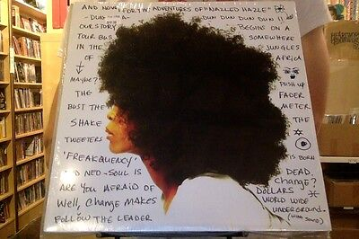 Erykah Badu Worldwide Underground Lp Sealed Vinyl