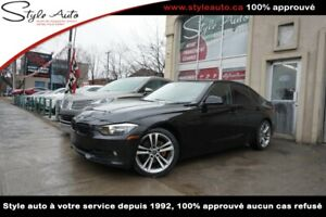 2014 BMW 3 Series Berline 4 portes 320i xDrive,SPORT PKG,CUIR TO