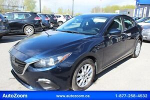Mazda 3 2015 GS **CAMERA** FINANCEMENT FACILE !!