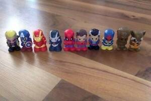 OOSHIES Marvel for Swap or $3 each, STILL VERY NEW Canning Vale Canning Area Preview