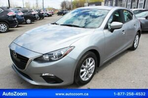 Mazda 3 2015 GS SPORT **CAMERA** FINANCEMENT FACILE !!