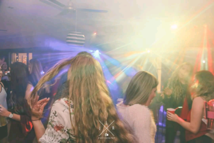 Party lights + speakee hire from $130