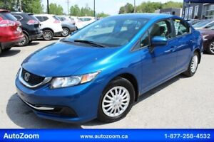 Honda Civic 2015 LX **WOW** FINANCEMENT FACILE !!