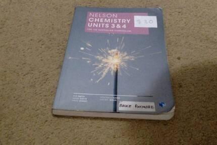 Nelson Chemistry Units 3&4