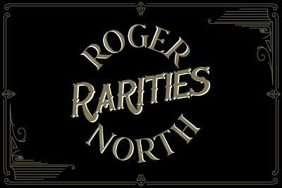 ROGER NORTH RARITIES