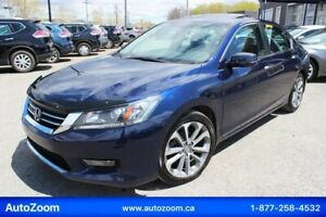 Honda Accord 2015 SPORT **SUNROOF** FINANCEMENT FACILE !!