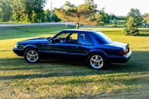 1993 ford mustang coupe 347 stroker 5 speed
