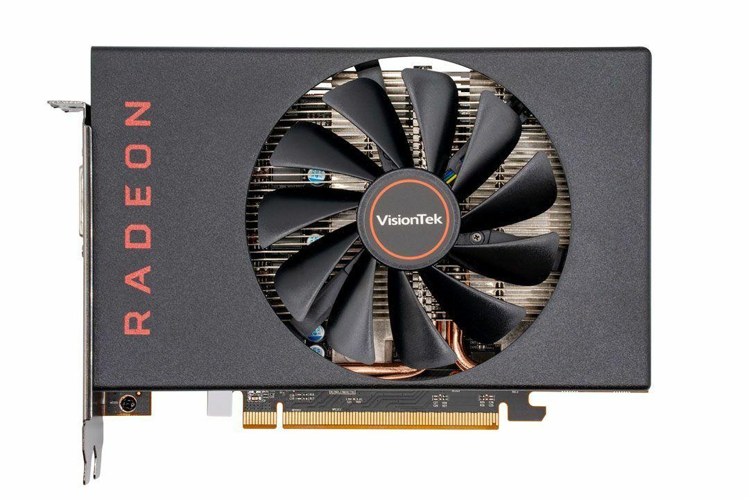 Brand New VisionTek  Radeon RX 5500XT 4GB GDDR6 Graphics Card