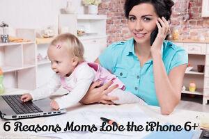 6  Reasons Moms Love the iPhone 6 Plus