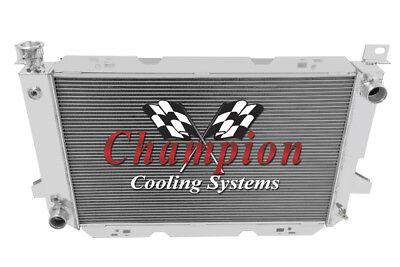 3 Row All Aluminum Champion SubZero Radiator CC1451
