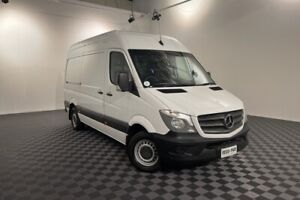 2017 Mercedes-Benz Sprinter NCV3 316CDI Low Roof MWB 7G-Tronic White 7 Speed Sports Automatic Van